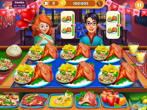 Cooking Crush: New Free Cooking Games Madness 1.3.2 Screenshots 21