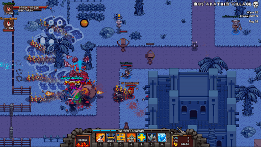 Hero Siege: Pocket Edition 5.2.3 screenshots 9