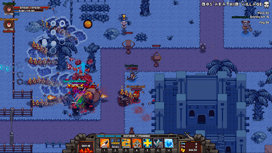 Hero Siege: Pocket Edition Screenshot
