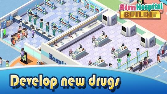Sim Hospital Buildit MOD (Unlimited Money) 4