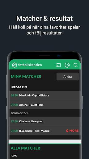Fotbollskanalen 1.13.6 screenshots 5