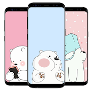 Cute Bears HD Wallpaper :Panda and Bears Wallpaper