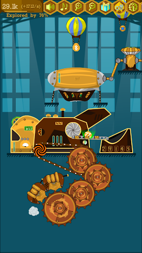 Steampunk Idle Spinner: Coin Factory Machines 1.9.3 screenshots 4