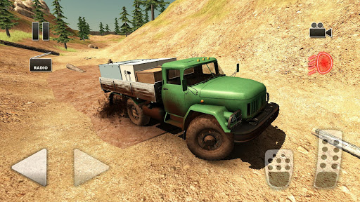 Truck Driver Crazy Road 2 1.21 screenshots 5