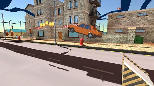 rc toys racing and demolition car wars simulation screenshot 1