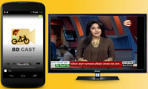 BDCast – Bangla Live TV,Radio 1