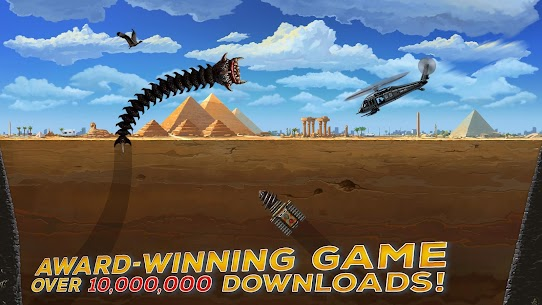Death Worm Mod Apk (Unlimited Money) 4