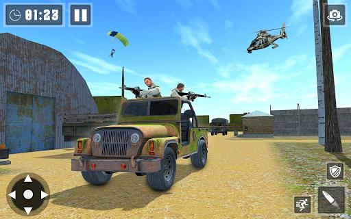 Royal Army Battle - Battleground Survival Games 3 Screenshots 7