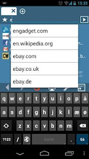 MiniBrowser PRO Screenshot