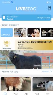 Livestoc - Livestock & Pets