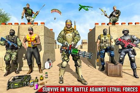 FPS Commando Shooting Mission: New Shooting Games 4