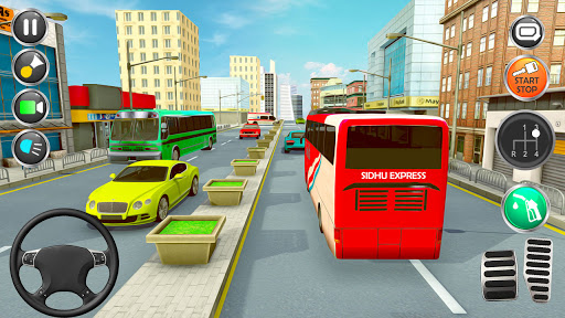 Coach Bus Simulator Games: Bus Driving Games 2020 1.4 screenshots 1
