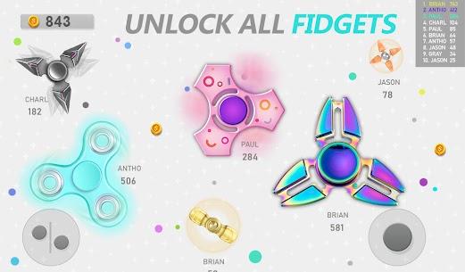Fidget Spinner .io MOD (Unlimited Money) 4