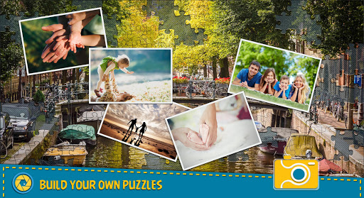Jigsaw Puzzle Crown - Classic Jigsaw Puzzles  Screenshots 15