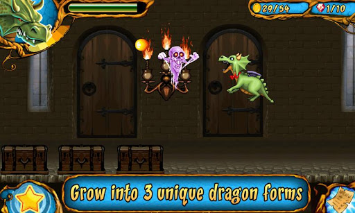 Dragon & Dracula apkmr screenshots 9