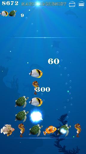 Magic Alchemist Under the Sea screenshots 5