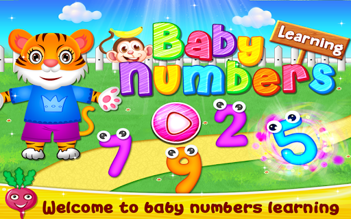 Code Triche Baby Numbers Learning Game (Astuce) APK MOD screenshots 1