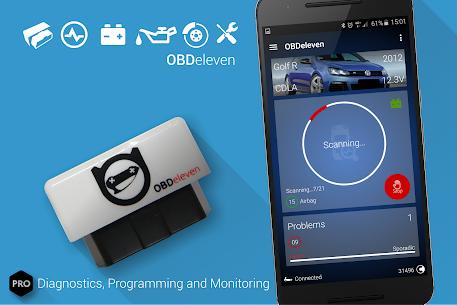 OBDeleven car diagnostics Mod Apk (Pro/Paid Features Unlocked) 9