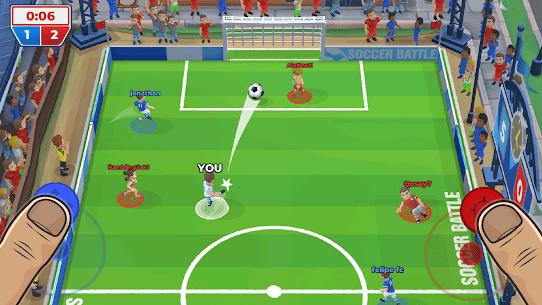 Soccer Battle – Online PvP APK MOD HACK (Dinero Ilimitado) 1