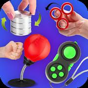 Sensory Fidget toy Anti anxiety Stress relief Game
