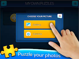 Jigsaw Puzzles - PuzzleMaster