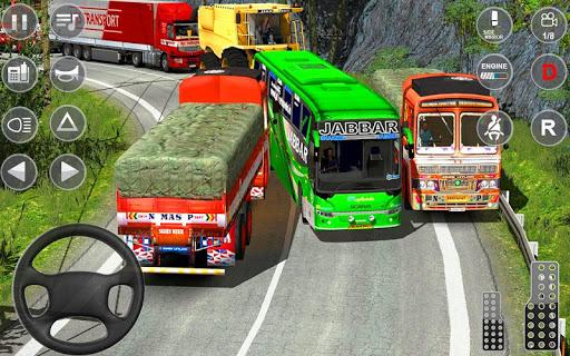 Indian Truck Spooky Stunt : Cargo Truck Driver 1.0 screenshots 8