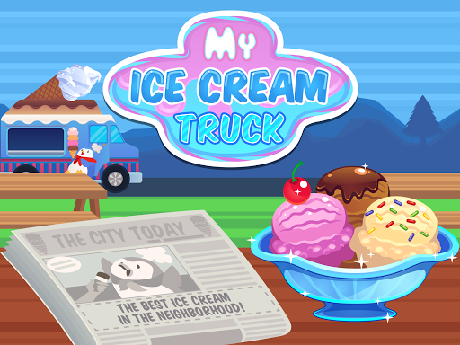 My Ice Cream Truck:ud83cudf67Make Sweet Frozen Dessertsud83cudf66  screenshots 8