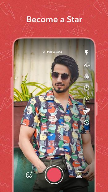 Josh - Snack on Short Videos with Top Indian App screenshot 3