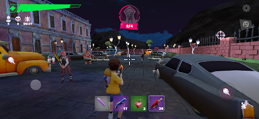 Horror Brawl: Terror Battle Royale apkpoly screenshots 6