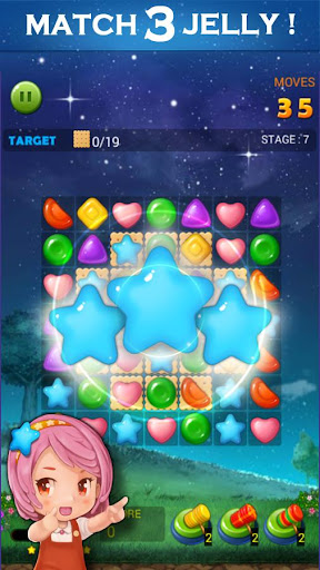 Jelly Star Night screenshots 8
