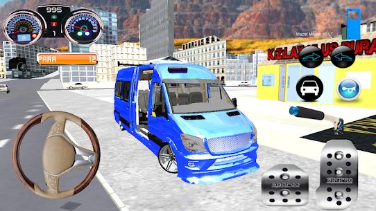 Minibüs Şoförü 3
