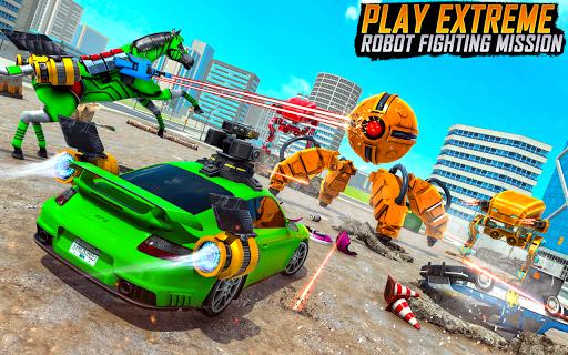 horse robot transforming game: robot car game 2020 screenshot 3