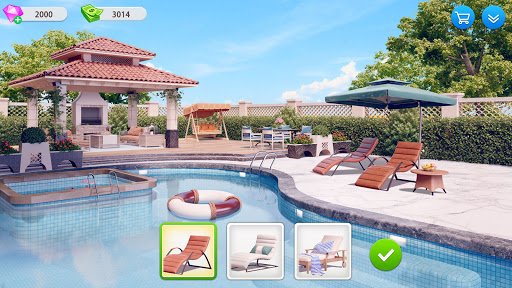 Yes Color! Paint Makeover & Color Home Design 1.0.3 screenshots 4