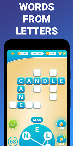 Words from word: Crosswords. Find words. Puzzle  Screenshots 4