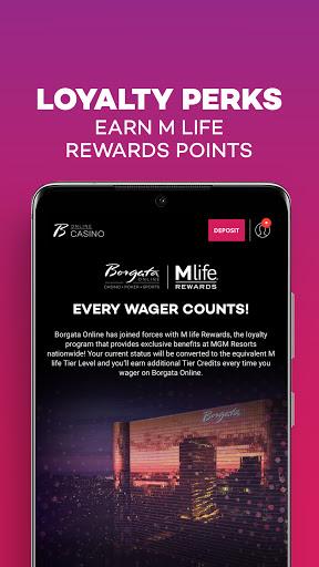 Borgata Casino - Online Slots, Blackjack, Roulette 21.03.10 screenshots 5