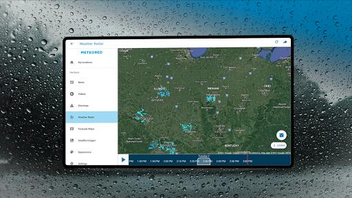 Weather Forecast 14 days - Meteored News & Radar  Screenshots 10