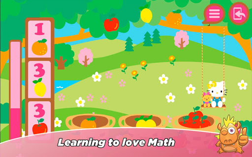 Hello Kitty All Games for kids  screenshots 3