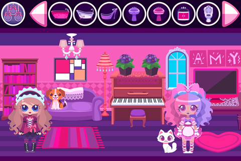 My Doll House - Make and Decorate Your Dream Home screenshots 3