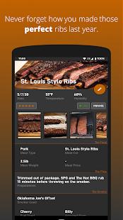 Smokin Log BBQ Journal