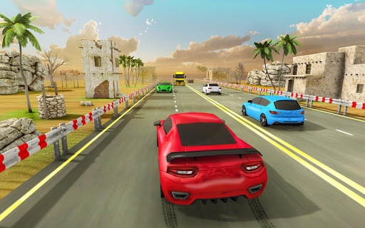 The Corsa Legends: Road Car Traffic Racing Highway  screenshots 9