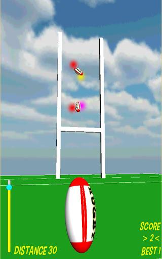 rugby goal kicker screenshot 2