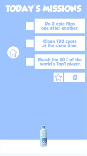 Bottle Flip Challenge 2.5 screenshots 7