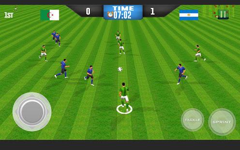 REAL FOOTBALL CHAMPIONS LEAGUE : WORLD CUP 2020 2.1.1 Screenshots 3