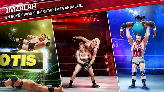 WWE Mayhem Mod Apk + Unlimited Gold/Cash v1.39.144 2