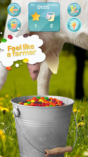 Milking Cow Simulator  screenshots 5
