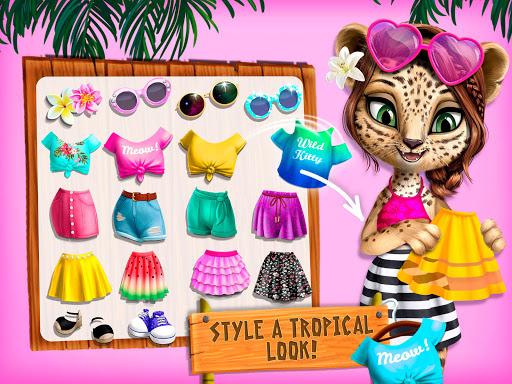 Jungle Animal Hair Salon 2 screenshot 13