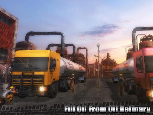 Oil Cargo Transport Truck Simulator Games 2020  Screenshots 7
