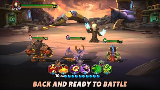 Skylanders™ Ring of Heroes APK MOD – Pièces de Monnaie Illimitées (Astuce) screenshots hack proof 2