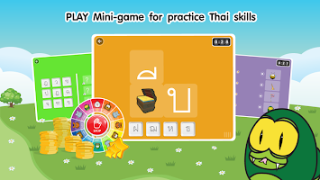 Thai Alphabet Game (KengThai)