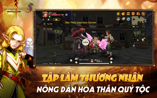 World of Dragon Nest - Funtap screenshots 15